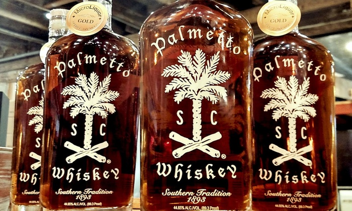 Palmetto Distillery - Palmetto Distillery: VIP Distillery Tour for Two or Four at Palmetto Distillery (Up to 54% Off)