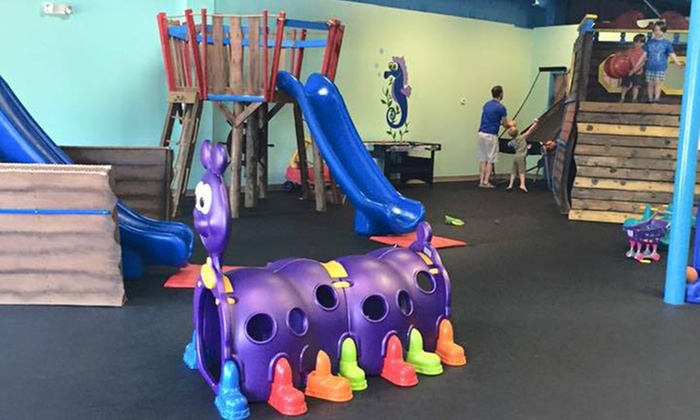 Little Treasures Playhouse - Multiple Locations: An Open-Play Pass at Little Treasures Playhouse (44% Off)