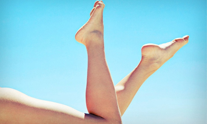 Skinfiniti - Milton: $189 for One Year of Laser Hair Removal at Skinfiniti (Up to $4,200 Value)