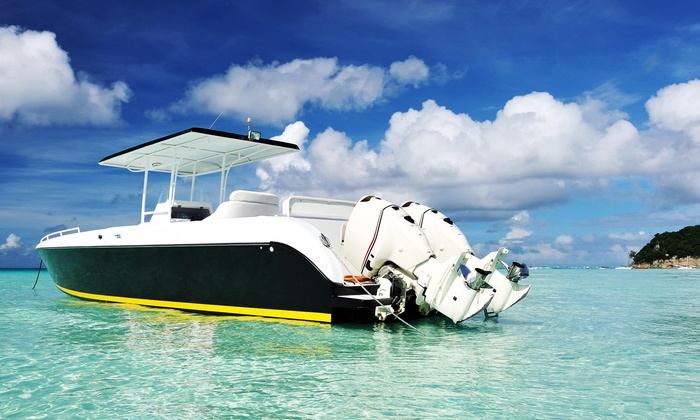 Power Boats New Roc - Westchester County: $130 for $200 Worth of Boat Repair — New Roc Power Boats