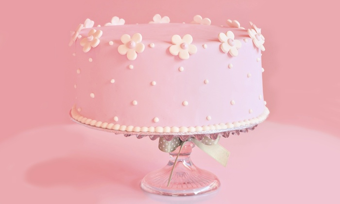 Sweet! St. Petersburg (Parent) - Downtown St. Petersburg: $19 for One 7-Inch Custom Birthday Cake at Sweet! ($45 Value)