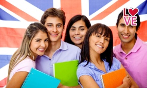 British International: 6, 12 o 18 mesi Corso Inglese - Conversation Club con British International (sconto fino a 95%)