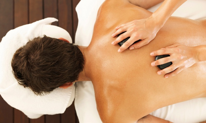 Healthy Root Massage clinic - Healthy Root Massage clinic: Hot Stone Massage for One or Two at Healthy Root Massage Clinic (Up to 48% Off)