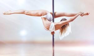 Pole your Body: 2Schnupperstunden Poledance für 1 Person oder 1 Schnupperstunde Poledance für 2 Personen bei POLE your BODY für 14,90 €