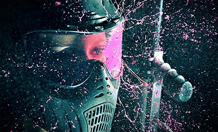 Outing with Gear and Equipment Rental and 200 or 400 Paintballs at The Paintball Park (Up to 60% Off)