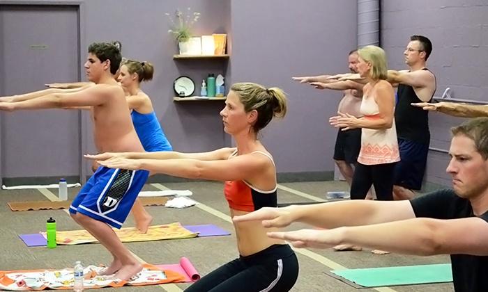 Bikram Yoga North Scottsdale - Bikram Yoga Scottsdale: One Month of Unlimited Classes or 10 Classes at Bikram Yoga North Scottsdale (Up to 77% Off)