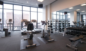 Fit Zone: One-Month Basic or All-Inclusive Gym Membership for One or Two at Fit Zone (Up to 62% Off)