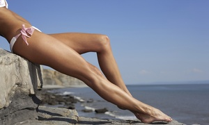 Bella Bronze: One or Two Full-Body Mobile Spray Tans from Bella Bronze (54% Off)