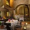 Cena in torre bizantina vicino Duomo
