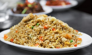 Hakka King: Indian Hakka Chinese Cuisine at Hakka King (Up to 42% Off). Three Options Available.
