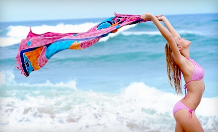 Six Laser Hair-Removal Treatments for the Bikini-Area, Underarms, or Both at Nu Skin Laser Solutions (Up to 85% Off)