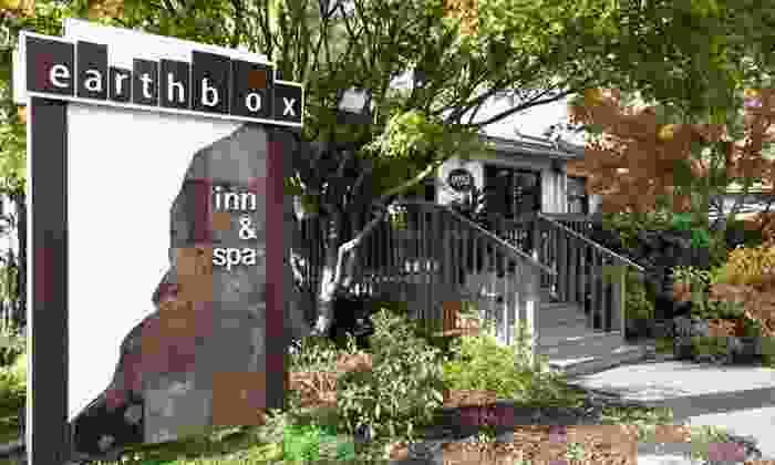 Earthbox Inn & Spa - Friday Harbor: Two-Night Stay at Earthbox Inn & Spa in San Juan Island, WA