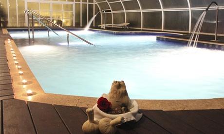 Acceso de 60 minutos al spa, masaje relajante o tratamiento corporal  para 2 personas desde 16,95 € en Spa Hotel Bonalba