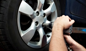 Autosphere Body Repairs Limited: Alloy Wheel Refurbishment from £34.90 at Autosphere Body Repairs