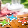 Waloo Mini Drone 4-Channel 6-Axis Gyro RC Quadcopter