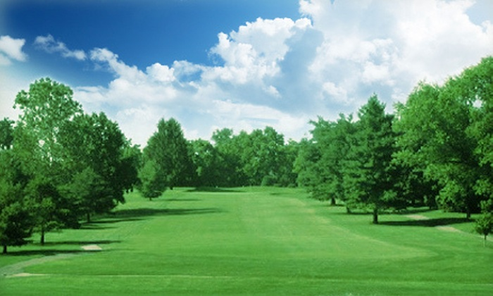 Shelbyville Country Club - Shelbyville: 18-Hole Round of Golf for Two or Four Including Cart Rental and Range Balls at Shelbyville Country Club (Up to 56% Off)