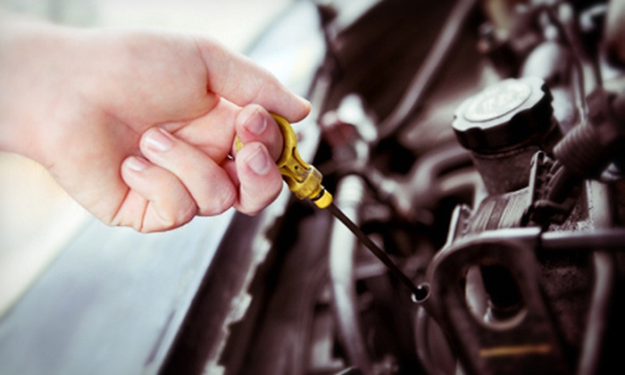 Barlow Autopro - Northeast Calgary: $39 for an Oil-Change Package with Tire Rotation and 50-Point Inspection at Barlow Autopro ($135.95 Value)
