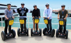 Wheel Fun Rentals: Gaslamp Waterfront or Balboa Park Segway Tour from San Diego Segway Tours by Wheel Fun Rentals (Up to 51% Off)