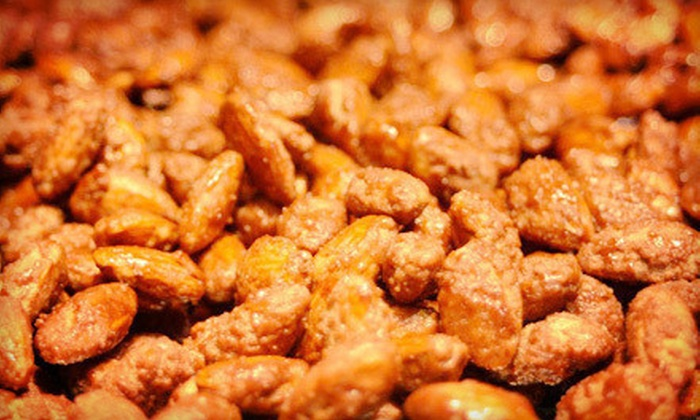 Ceres Roasting Company - Lower Queen Anne: $15 for $30 Worth of In-Store Cinnamon-Glazed Roasted Nuts from Ceres Roasting Company