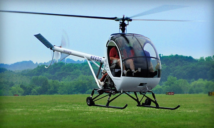 United Aviation Academy - Wappinger: $159 for an Introductory Flight in Plane or Helicopter at United Aviation Academy ($399 Value)