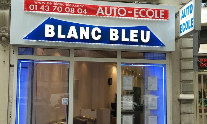 Permis B et code de la route à l Auto-école Blanc Bleu - Auto-école ... e2979e08f1a6