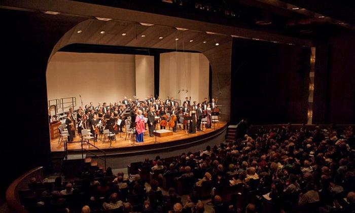 Boston University Symphony Orchestra and Symphonic Chorus - Fenway - Kenmore - Audubon Circle - Longwood: Boston University Symphony Orchestra and Symphonic Chorus at Symphony Hall on April 7 at 8 p.m. (Up to 42% Off)
