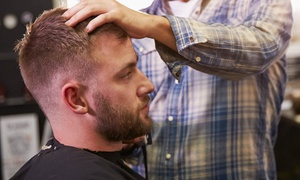 Union Barber Co: A Men's Haircut from Union Barber Co (60% Off)