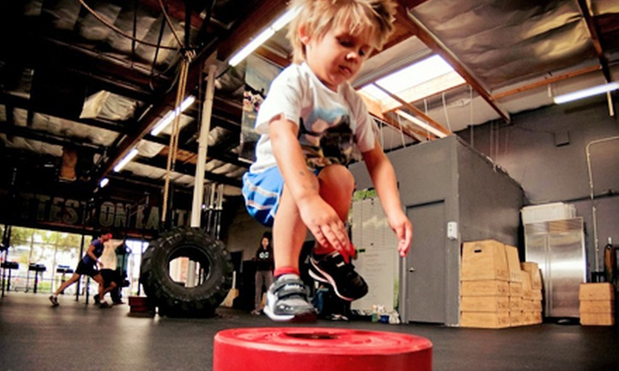 Golden State CrossFit - Multiple Locations: 5 or 10 Kids' or Teens' CrossFit Classes at Golden State CrossFit (Up to 81% Off)