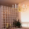 Up to 60% Off a Hampton Bay Chandelier