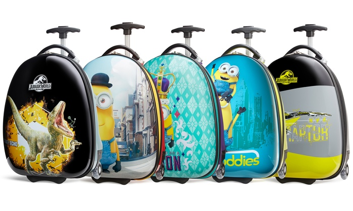 Universal Studios Kids' Luggage | Groupon Goods
