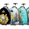 Jurassic World or Minions Hardside Luggage