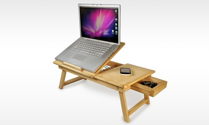 Rs.999 for Wooden Laptop Table