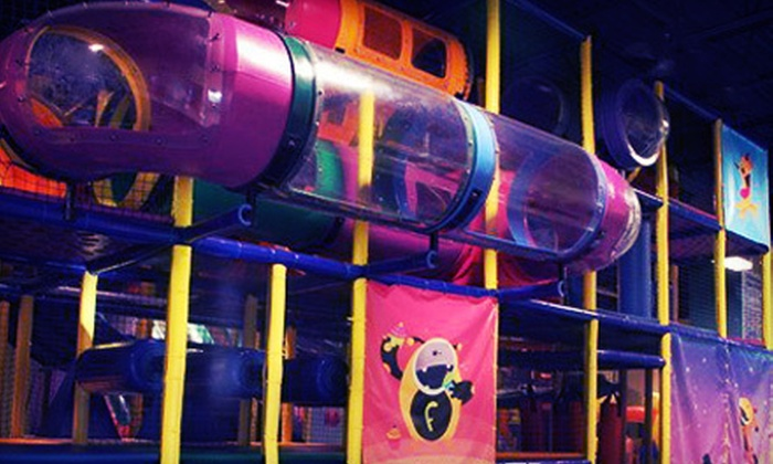 Flabbergast - Sussex: $23 for Five Children's Indoor Playground Visits at Flabbergast in Sussex (Up to $49.75 Value)