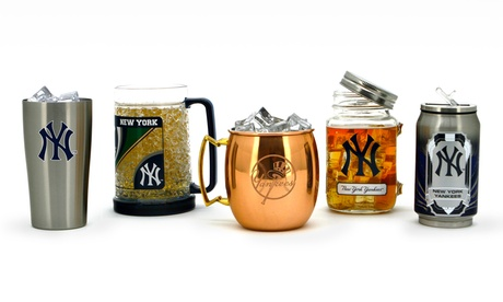 MLB New York Yankees Drinkware d99b12f4-23b3-11e7-a43b-002590604002