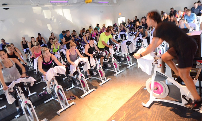 The Firm - Minneapolis: $59 for 10 Cycle Classes at The Firm ($160 Value)
