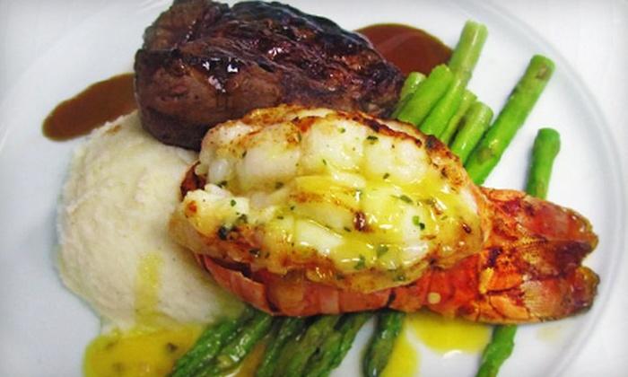 Columbus Grill - Yorkshire: $15 Worth of International Steak-House Fare