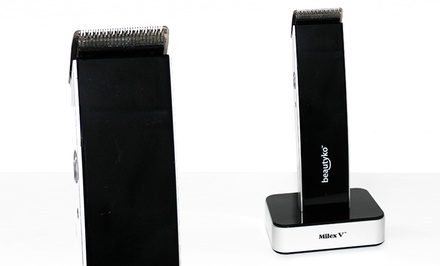 Milex V Rechargeable Hair, Mustache, and Beard Trimmer