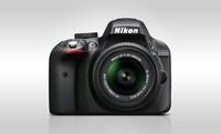 GROUPON: Nikon D3300 24.2MP DSLR and 18–55mm Lens Nikon D3300 24.2MP DSLR and 18–55mm Lens