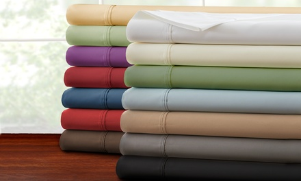 Forever Home Microfiber Sheet Set from $14.99–$24.99