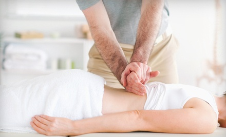 30-Minute Massage Chiropractic Package (a $135 total value)  - Pitts Chiropractic Office in Ocala