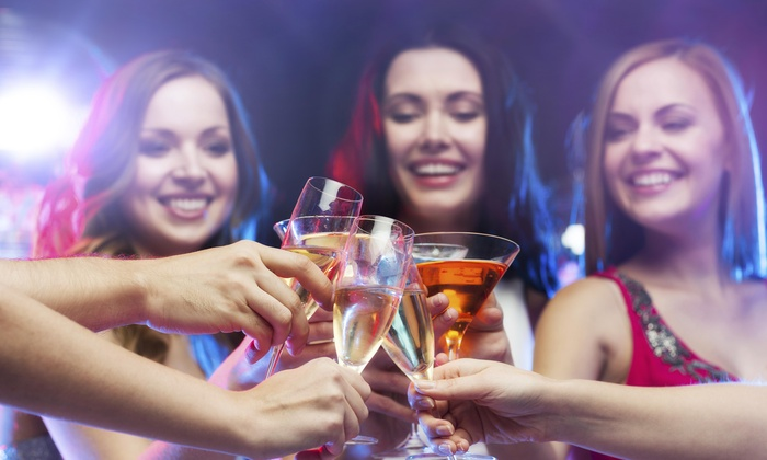 Team Cmp - Portsmouth: Four-Hour Party Bus Rental from Team Cmp (35% Off)
