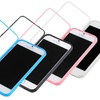 Waloo Wrap-Up Case with Screen Protector for iPhone 6 or 6 Plus