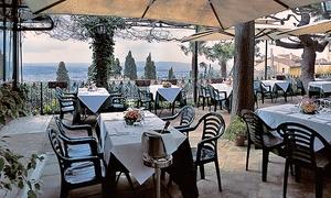 Ristorante Villa Aurora: Cena con tris di primi e 1 kg di grigliata con vista panoramica su Firenza da Villa Aurora in piazza Mino a Fiesole