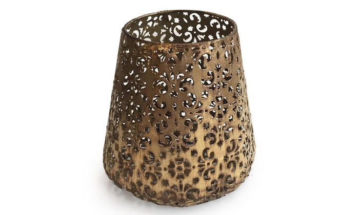 Classic Remix - In-Store Pickup: Ceramic Jar or Filigree Votive with In-Store Pickup at Classic Remix (Up to 50% Off). Five Options Available.