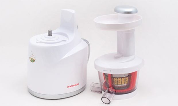 Thomson Slow Juicer Review : 74% off Early Bird Promotion: From $898 for a Thomson Slow Juicer (worth up to $3,668). on March ...