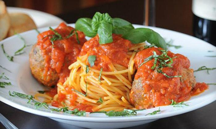 Nové Italian Restaurant - Wilton: Dinner or Lunch at Nové Italian Restaurant (Half Off). Three Options Available.