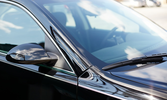 Auto Glass Easy - Austin: Windshield Replacement from Auto Glass Easy (80% Off)