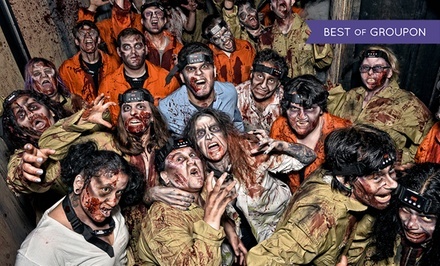 Zombie-Shooting Experience for Two or Five at NYZ Apocalypse (Up to 34% Off)