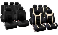 GROUPON: Full Set of Universal Car-Seat Covers Full Set of Universal Car-Seat Covers