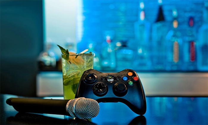 Nocturna Lounge - Downtown Honolulu: Two-Hour Karaoke- and Gaming-Room Rental or $15 for $30 Worth of Drinks at Nocturna Lounge